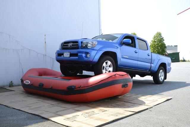 truck on seamax 05 - Boat Equipment