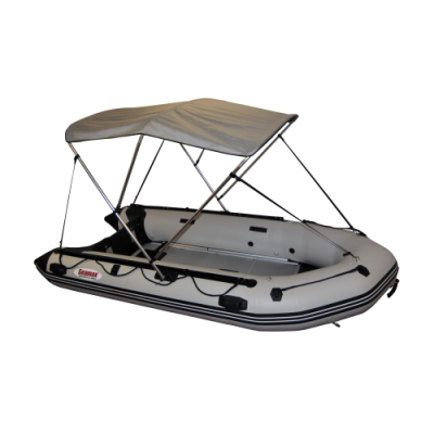 09 – Size C Bimini Top for 11-13ft Boats, 3 Bow Style, Width 64″