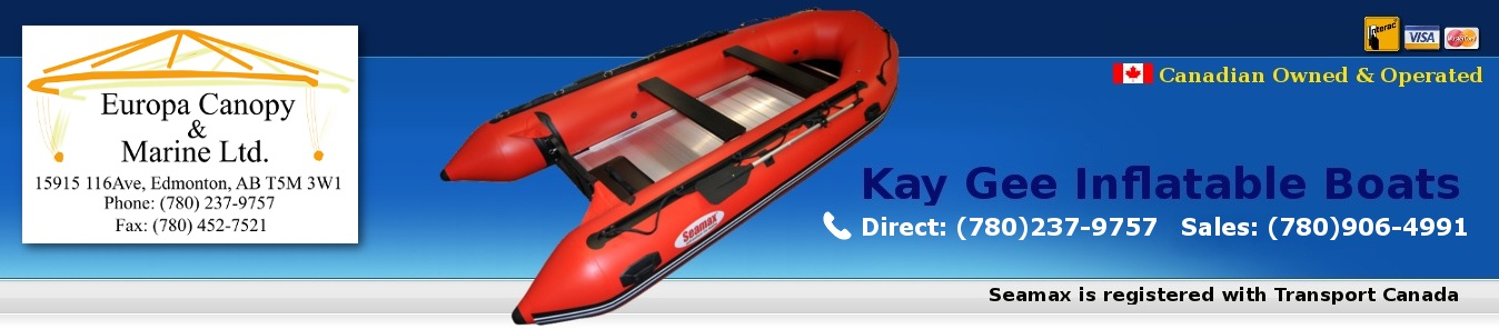 Kay Gee Inflatable Boats