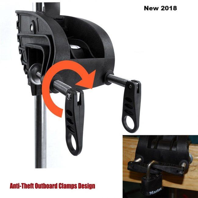 transom-mount