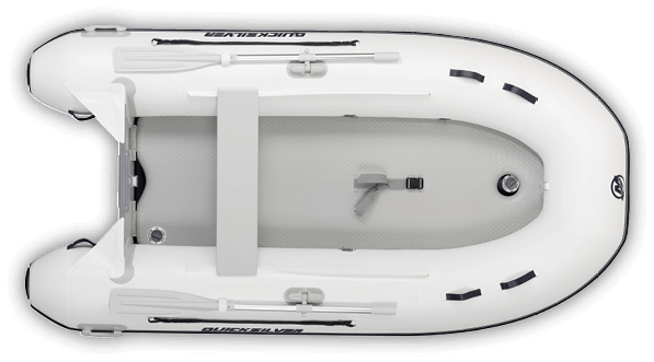 AIRDECK BOAT TOPVIEW