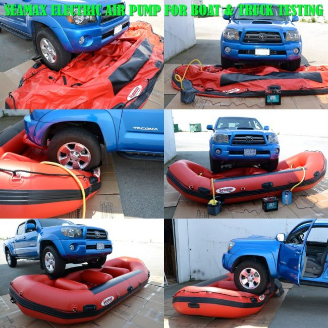 Pump-for-inflatable-Boat
