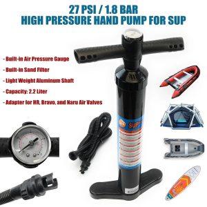 Seamax SUP Hand Pump Max 27 PSI